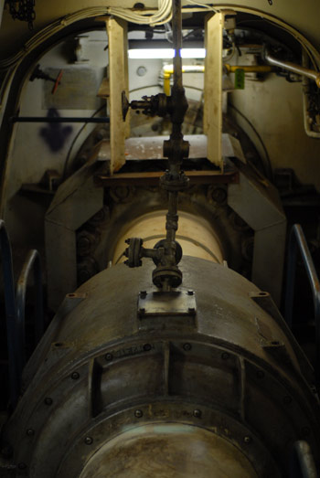 ship engine room